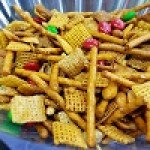 Christmas Spice Chex Mix